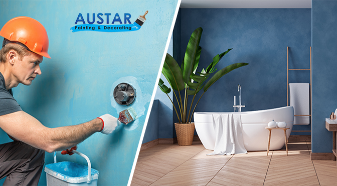 Upgrading Your Bathroom With Paint? Here's What You Need to Know