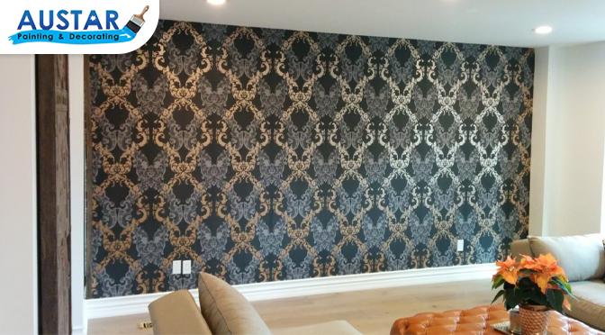 The Eternal Dilemma Choosing Between the Wallpaper Installation & Painting