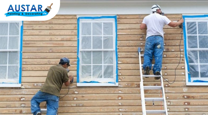 Experts' Tips on the Best Shades for Commercial & Office Exterior Painting