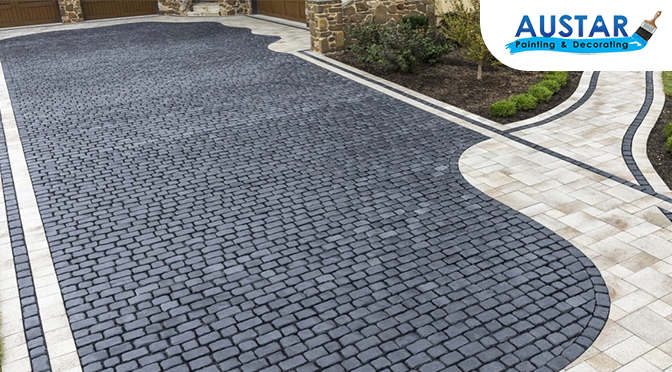 What are the Key Considerations of Commercial Concrete Driveway Painting?